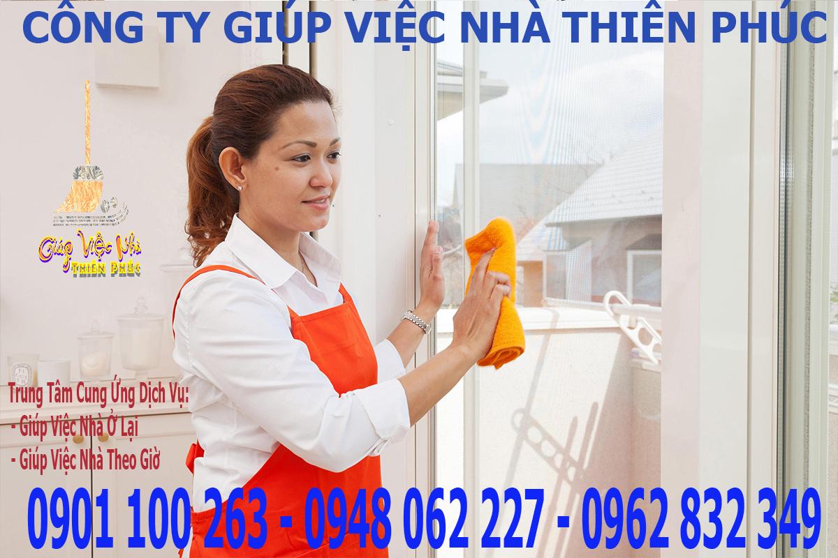 dịch vụ tìm giúp việc nhà