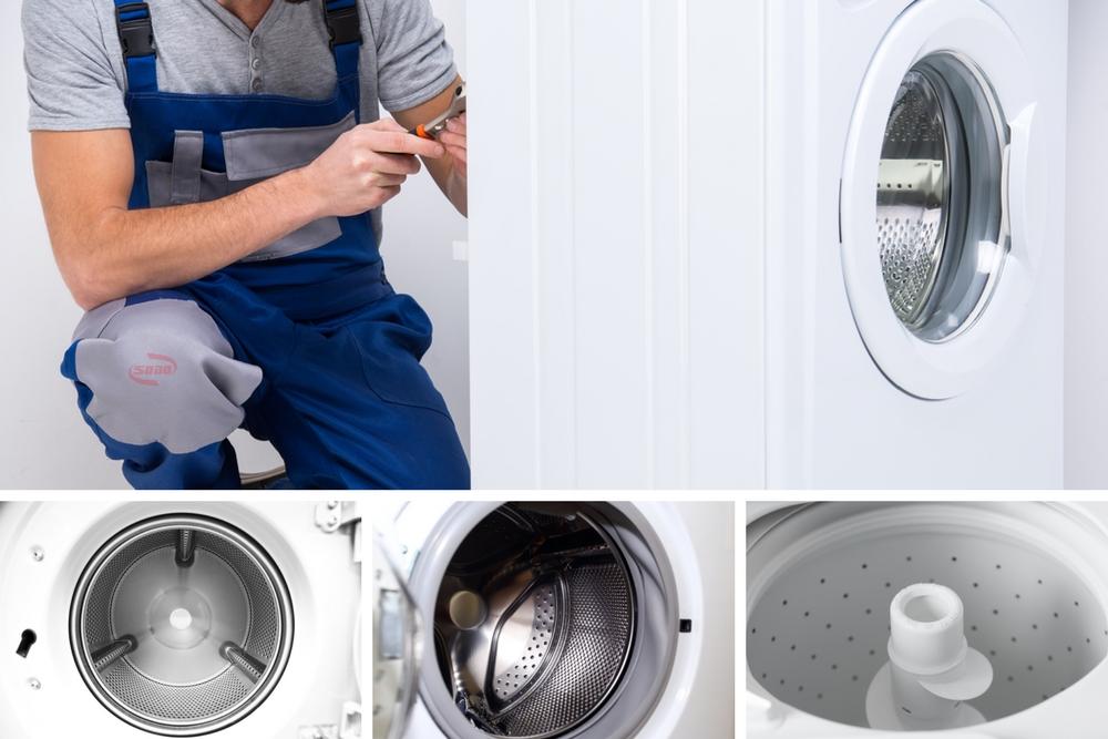 Các bước vệ sinh máy giặt cửa trước hiệu quả, tiết kiệm thời gian