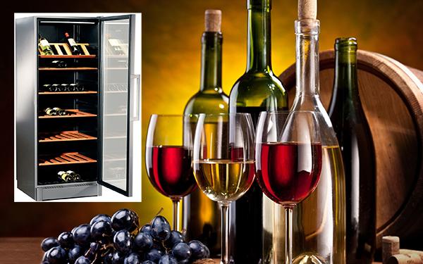 Tiêu chí chọn tủ rượu vang cần biết