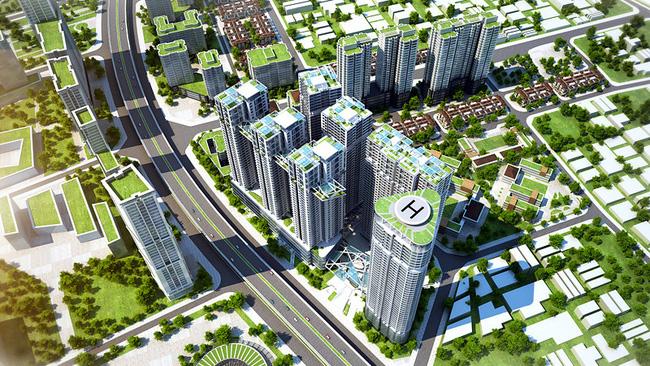 Có nên thuê mặt bằng kinh doanh tại khu đô thị đại kim mở rộng ?