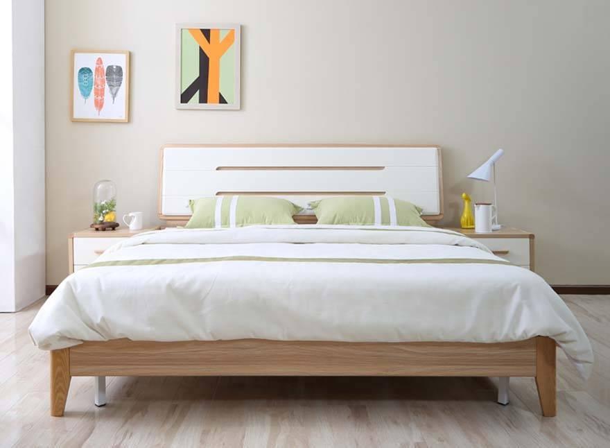4 quy tắc nhất định phải nhớ khi chọn mua giường tủ gỗ