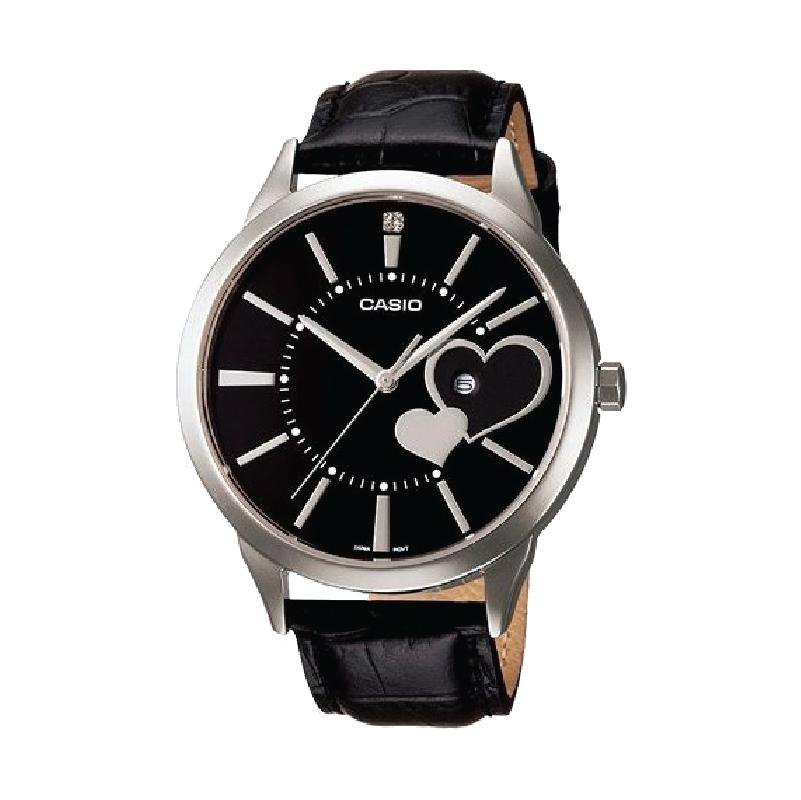 Đồng hồ Casio dây da nữ Casio LTF-119L-1A