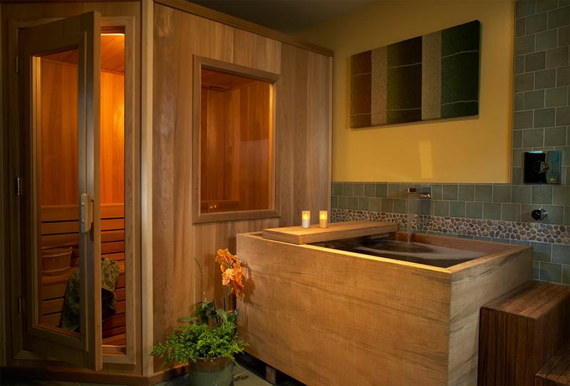 Cửa nhà tắm bằng gỗ có chất lượng vô cùng cao