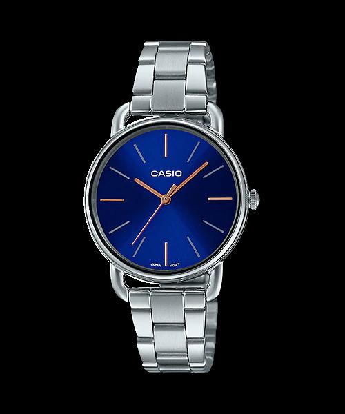 Đồng hồ Casio nữ LTP-E412D-2ADF cá tính, trẻ trung