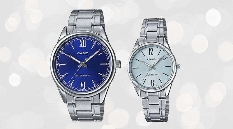 Dây đeo đồng hồ chắc chắn, dễ dàng lấy lại được vẻ ngoài như mới sau mỗi lần đánh bóng.