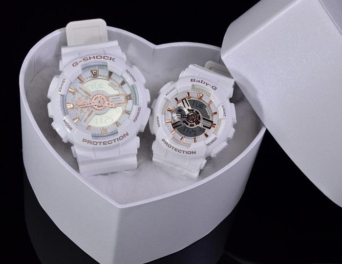 Đồng hồ Casio điện tử đôi có giá mềm hơn nhiều so với những mẫu đồng hồ khác.