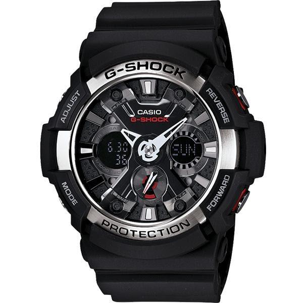 Mẫu mã, kiểu dáng đồng hồ Casio thể thao phù hợp với xu thế.