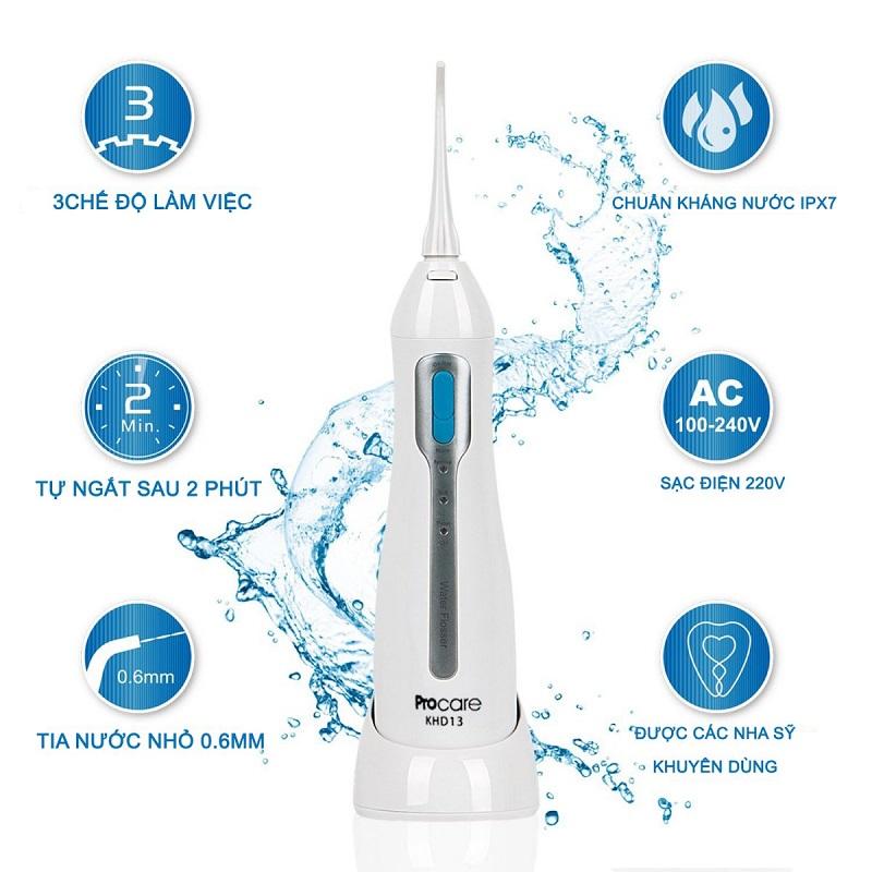 Sử dụng các dụng cụ làm sạch chuyên dụng và được nha sĩ khuyên dùng