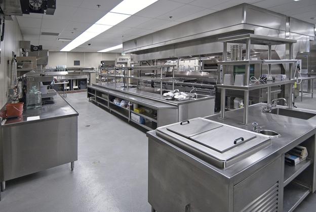 Các mô hình thiết kế bếp nhà hàng hiện đại của công ty Bếp Thành Phát