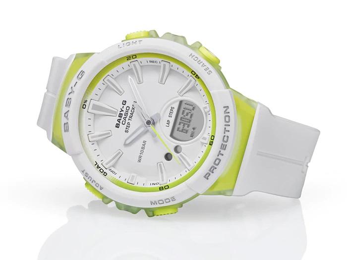 Đồng hồ Baby G BGS-100-7A2