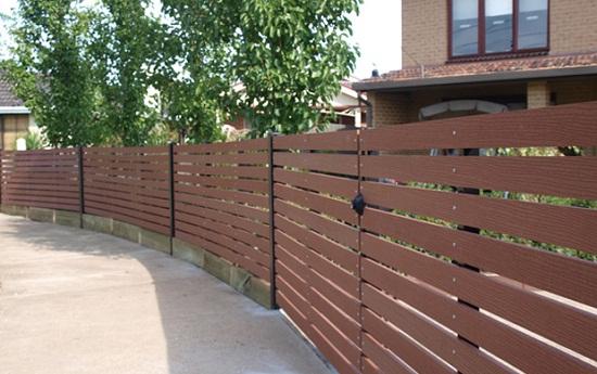 Ưu điểm nổi bật của hàng rào ngoài trời