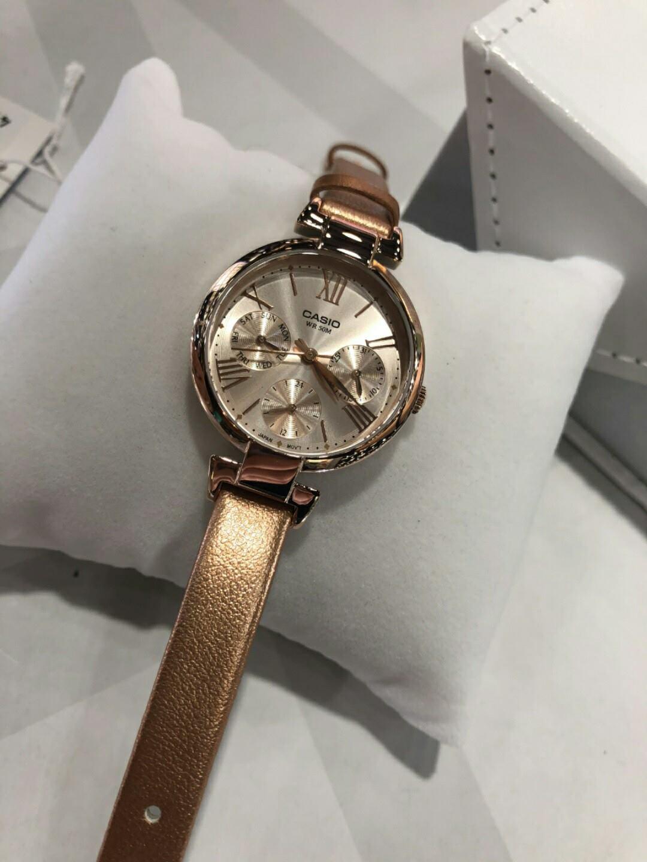 Đồng hồ Casio nữ LTP-E404PL-9A1