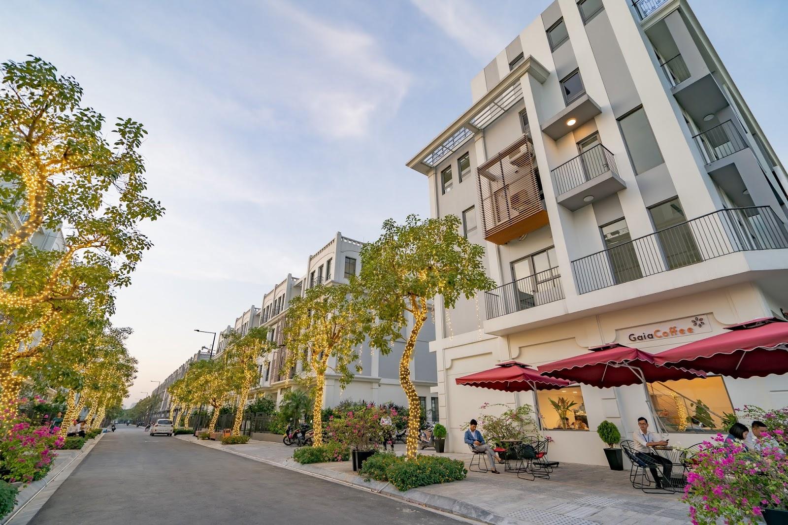 Nhà liền kề Hà Nội: Những dự án đang làm mưa làm gió thị trường bất động sản