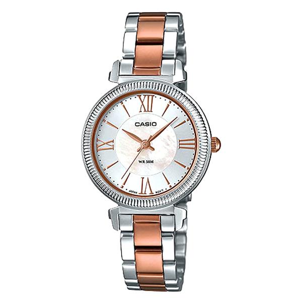 Đồng hồ Casio nữ giá rẻ LTP-E409RG-7A