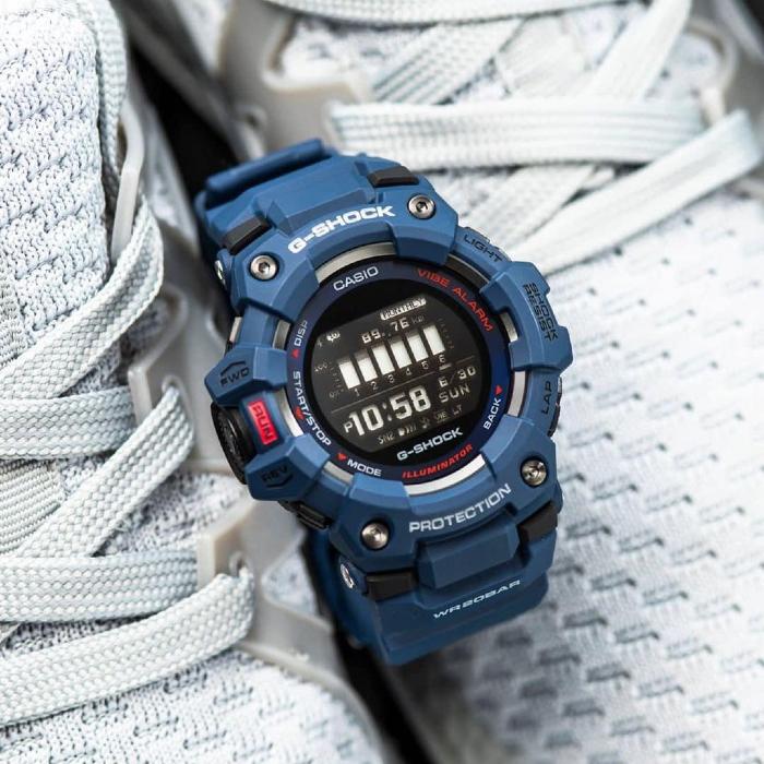 Casio GBD-100-1 dòng đồng hồ kết nối bluetooth bán chạy nhất năm vừa qua.