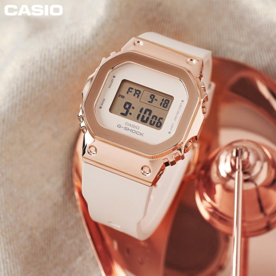 Đồng hồ Casio GM-S5600PG-4DR