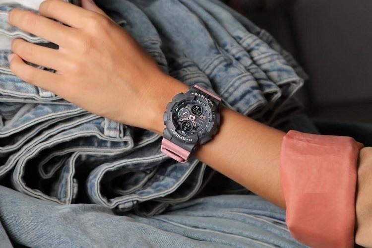 Đồng hồ G Shock nữ GMA-S140-4ADR.
