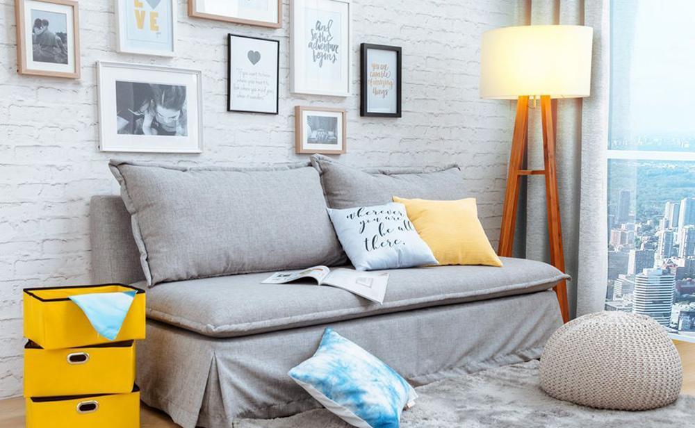 thiết kế nội thất Scandinavia