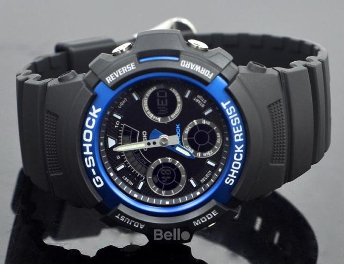 Hãy kiểm tra đầy đủ các tính năng của đồng hồ G-Shock trước khi mua.