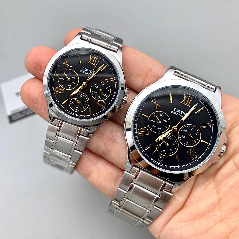 Đồng hồ Casio MTP-V300D-1A2 và LTP-V300D-1A2