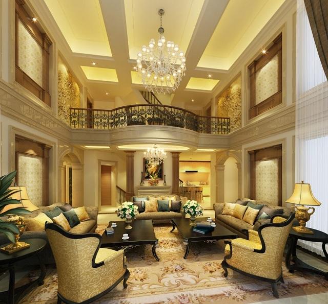 Sự đơn giản về kiến trúc và hài hòa về màu sắc cũng đủ làm nên vẻ đẹp của căn hộ chung cư tân cổ điển