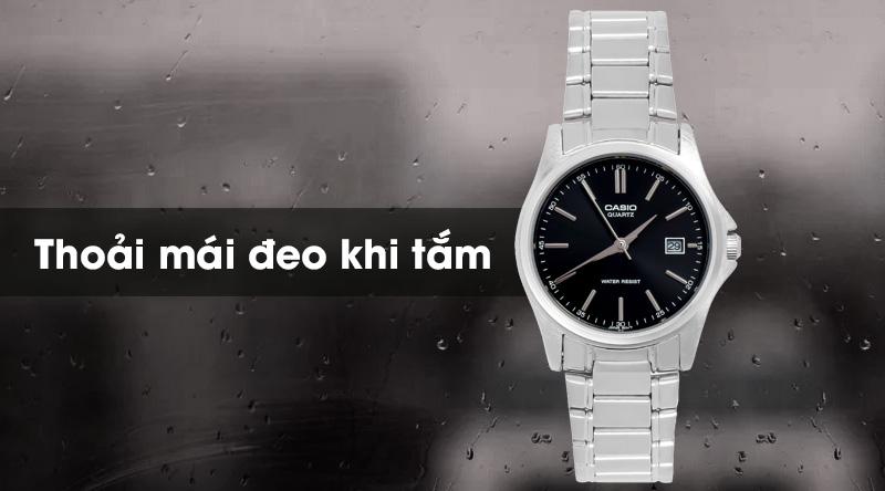 Đồng hồ Casio nữ chống nước ở độ sâu 50 mét