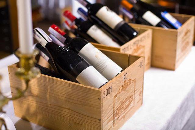 Điều chỉnh nhiệt độ bảo quản rượu vang phù hợp