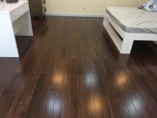 Sàn gỗ chiu liu an toàn tuyệt đối cho người sử dụng