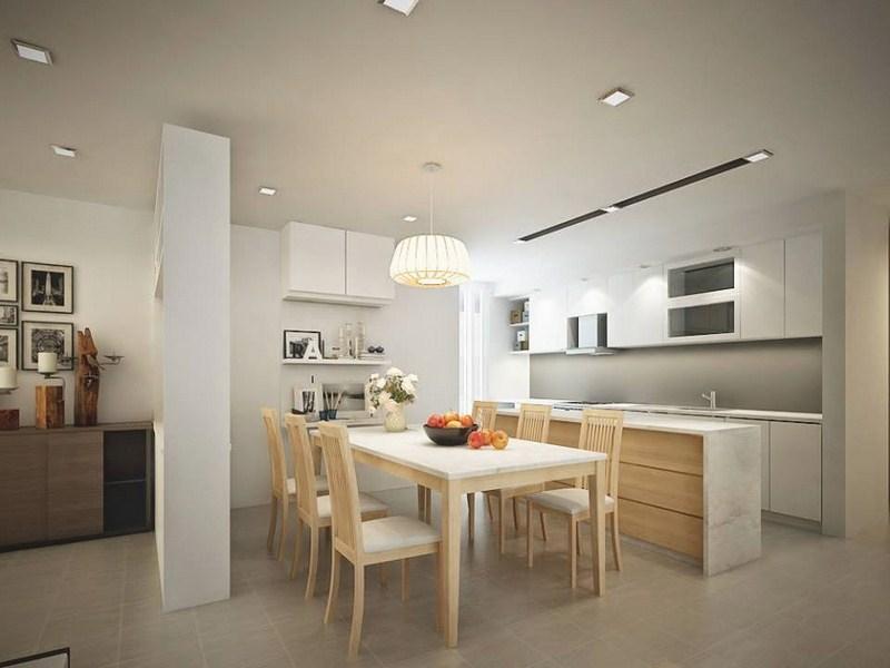 Một số lưu ý khi thiết kế nội thất căn hộ có hai phòng ngủ