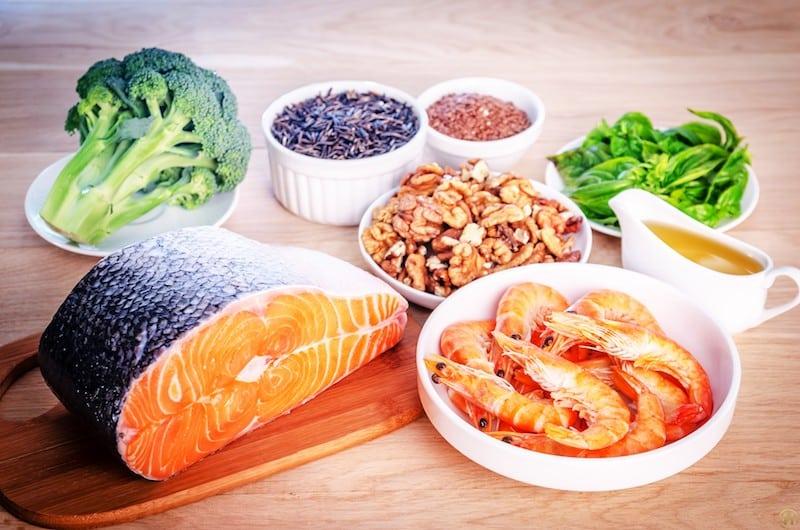 Cung cấp Collagen cho da bằng chế độ ăn hợp lý