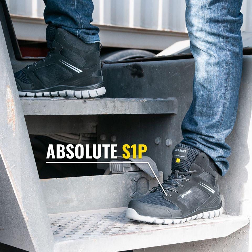 Giày bảo hộ Jogger Absolute S1P
