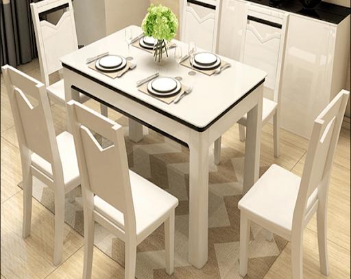 Những mẫu bàn ăn nhỏ gọn đẹp cho nhà chung cư
