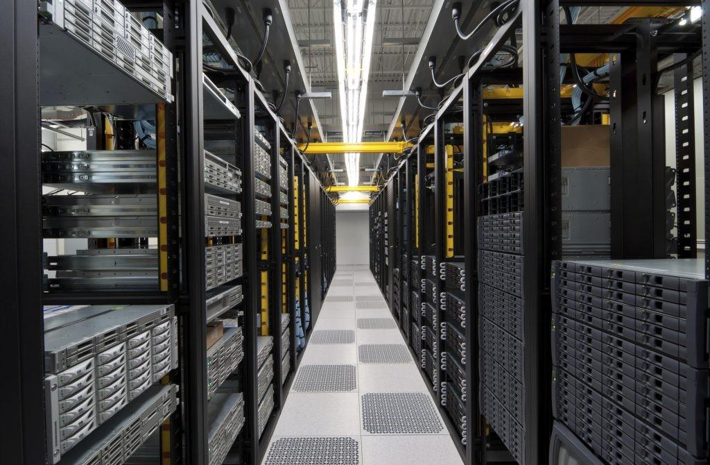 Bạn có bao giờ nghe nói đến chỗ đặt server chưa?