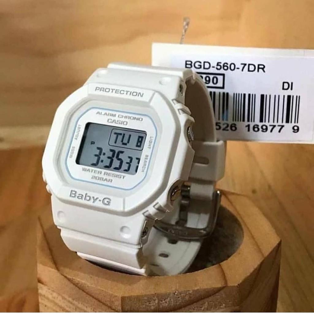 Đồng hồ Baby-G BGD-560-7