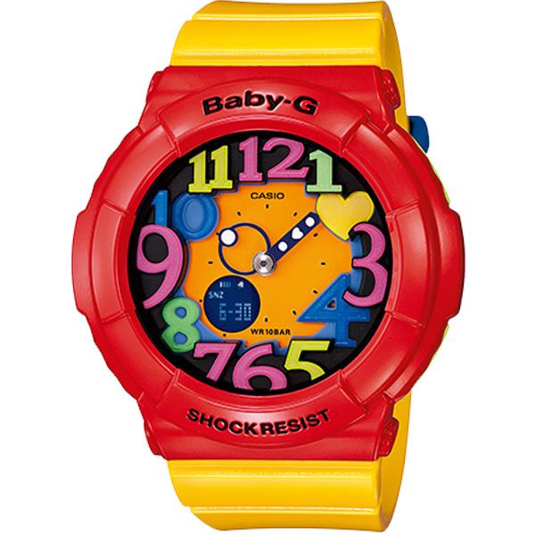 Đồng hồ cho trẻ em Baby-G BGA-131-4B5DR