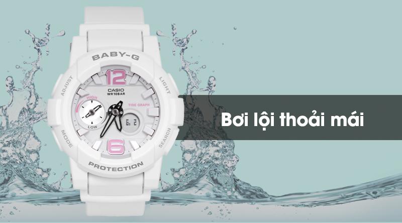 Đồng hồ Casio Baby G BGA-180BE-7B