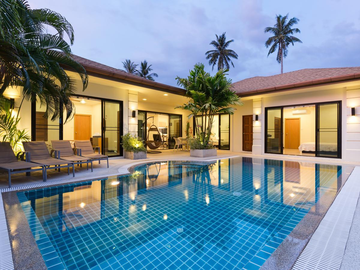 Lựa chọn vị trí đặt hồ bơi hợp phong thủy cho biệt thự sân vườn