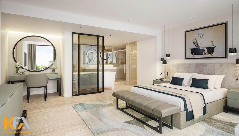 Dịch vụ thiết kế thi công nội thất cho khách sạn tốt ở đâu?