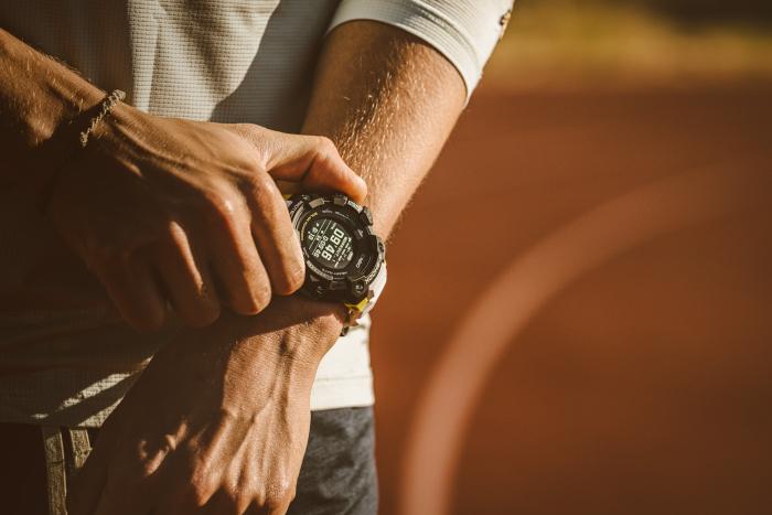 G-Shock Move - Mẫu đồng hồ cảm biến nhịp tim hiện đại và thông minh.