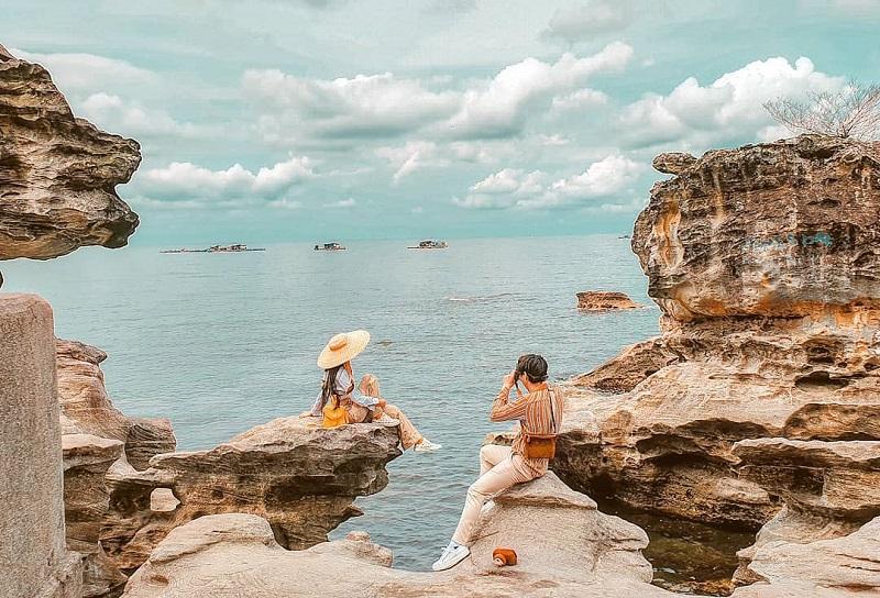 Chụp hình sống ảo cực đẹp khi đi Tour Phú Quốc