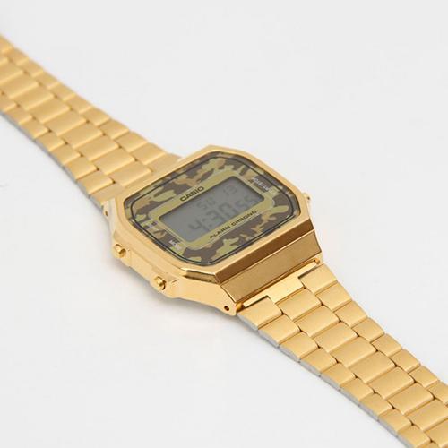 Dây đeo kim loại mạ vàng sáng bóng, thời thượng và đẳng cấp