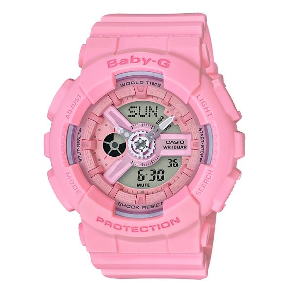Đồng hồ điện tử Casio Baby-G dành cho nàng