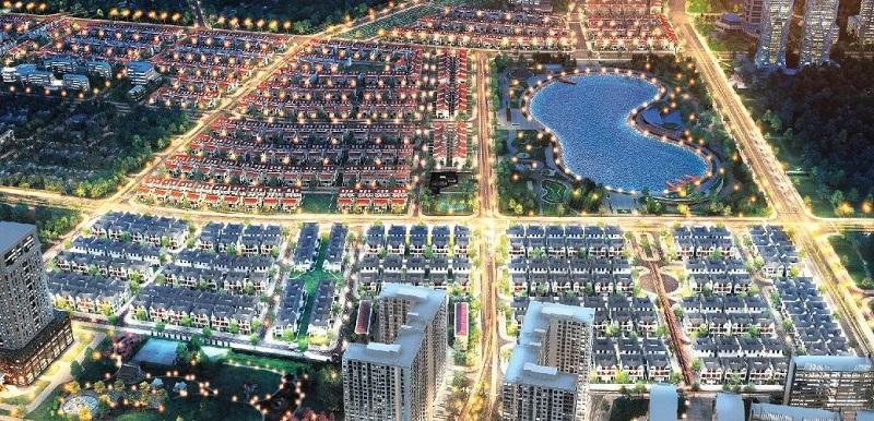 Khu đô thị Nam Cường Hà Đông: sinh lời từ Shophouseb